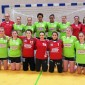 Die Wörther Handball-Damen. 