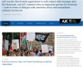 Webseite des American Jewish Committee.