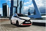 "Der Toyota Aygo: ""Go fun yourself"".  