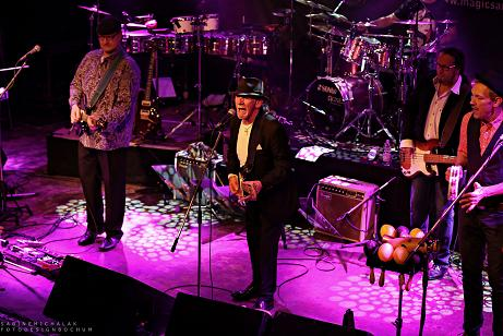 Foto: The Magic of Santana von Michow Concerts