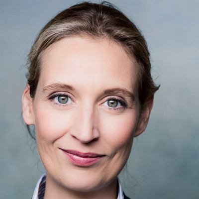 Alice Weidel. Quelle: afd