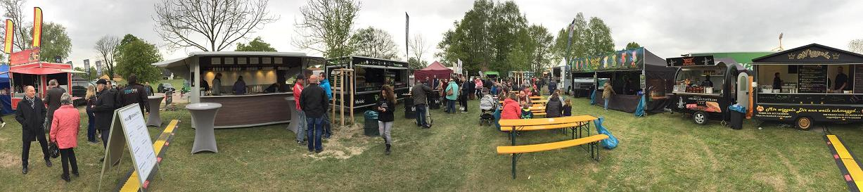 Food-Truck-Festival in Germersheim.