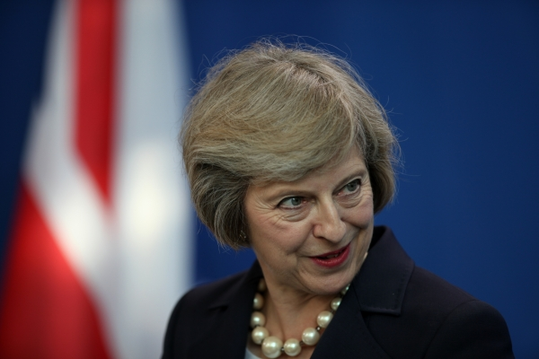 Theresa May. Foto: dts Nachrichtenagentur