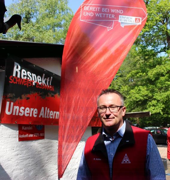 Ralf Köhler DGB IG Metall