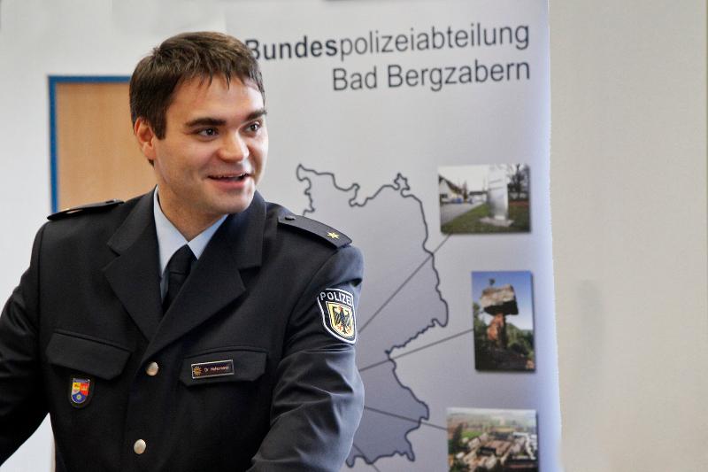 Polizeirat Dr. Alexander Hofsommer
