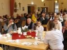 Bellheim kath. Arbeiterverein Ehrungen Pfarrsaal