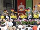 Brunnenfest Hagenbach - Kindergarten Regen