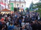 Brunnenfest Hagenbach - Meile vor der Festbühne