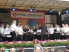 Brunnenfest Hagenbach - gemeinsame Choere
