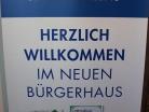 Bürgerhaus Germersheim- Einweihung - Ausstellung