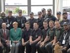 Bundespolizei BZA, Bundeskanzlerin, Scholz