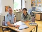 Bundeswehr, Karrierecenter, Oberleutnant Thorsten Lorenz, Regierungsamtfrau Heike Bentz, Pfalz