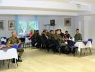 Bundeswehr Südpfalz-Kaserne ZAW Rede Kommandeur Hess