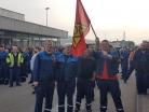 IG Metall, Betriebsrat Daimler Wörth, Protest - 3