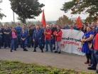 IG Metall, Betriebsrat Daimler Wörth, Protest - 6