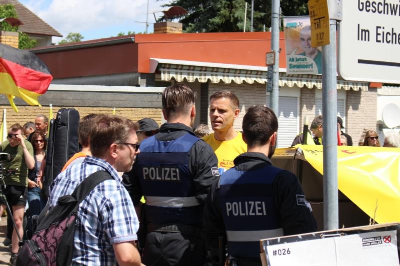 Demo Herxheim Frauenbündnis Kandel - Marco Kurz