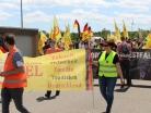 Demo Herxheim Frauenbündnis Kandel  - Kurz - 2