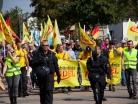 Demo Kandel Frauenbündnis Kandel 1.9.2018 - v.p.