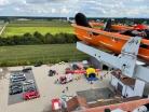 DRF Luftrettung Kandel Feuerwher Übung 12
