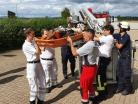 DRF Luftrettung Kandel Feuerwher Übung 2
