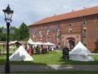 Festungsfest Germersheim 2017 - Europa-Fahnen - 2