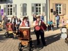 Festungsfest Germersheim 2019 - Drehorgelspieler