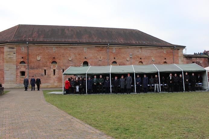 Geloebnis Germersheim 15.12. 2016, Bundeswehr, Suedpfalz-Kaserne, Olboeter 2