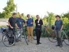 Robert Habeck Landau, Radradau, Fahrrad