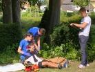Jugendrotkreuz-Landeswettbewerb JRK 2019 Wörth - 8