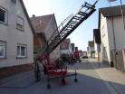 Kerwe Steinweiler historische Feuerwehrausstellung  - 3