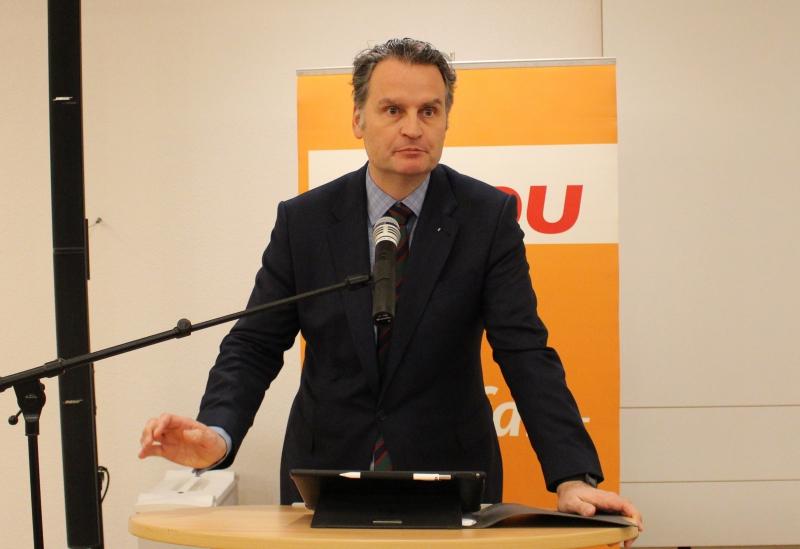Staatssekretär  Günter Krings