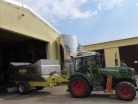 traktor mit lesegut2