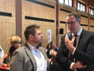 Martinipreis Kurt Beck - Jean Asselborn - Schweitzer Bahm