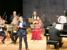 Neujahrsempfang Germersheim 2020 NJE  Marcel Brunner Johann Strauß-Orchester Kurpfalz Prof. Wolfram Koloseus