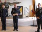 Südpfalz-Kaserne Germersheim, Neujahrsempfang 2017, OTL Olboeter, Beförderung, General Gschossmann