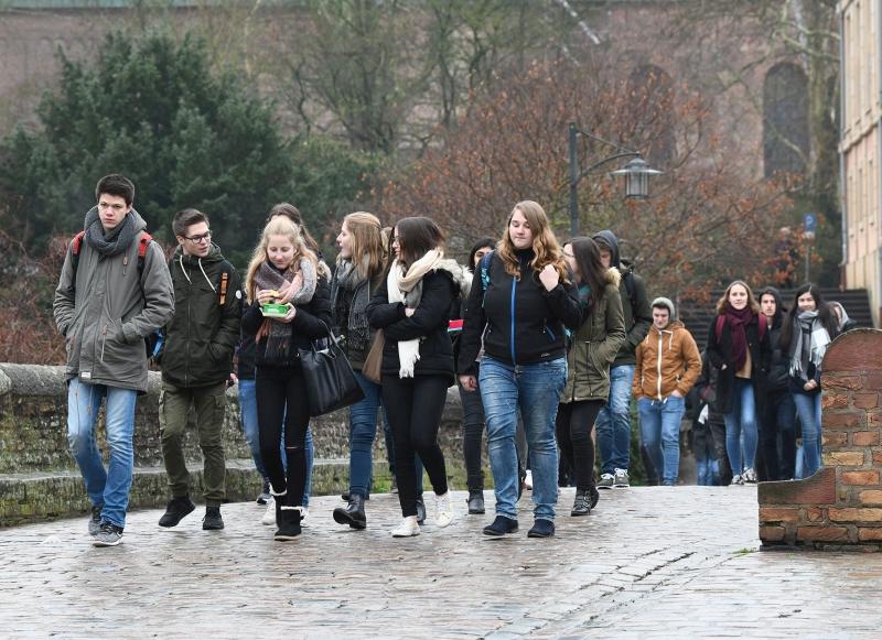 Schülertage Bistum Speyer - unterwegs
