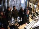 Schülertage Bistum Speyer - Orgelempore