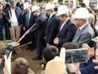 Spatenstich Moschee Generalkonsul Arif Eser Torun
