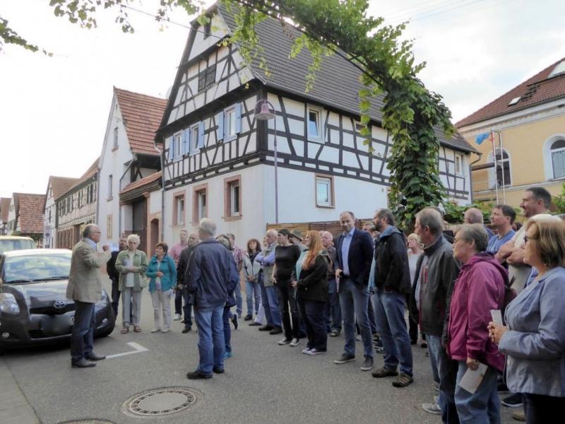 Historischer Rundweg Steinweiler - 18