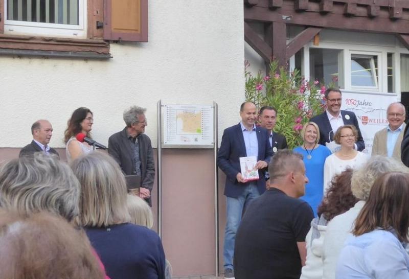 Historischer Rundweg Steinweiler - 2