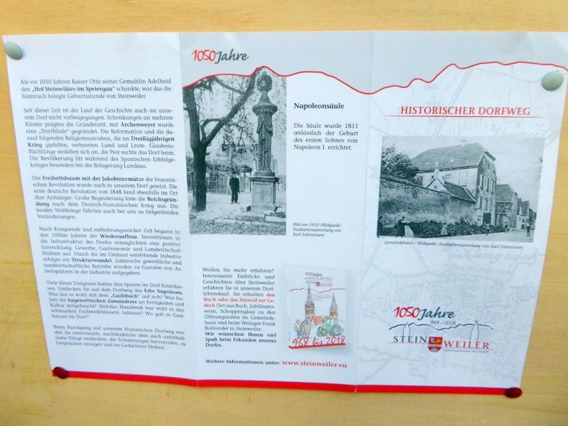 Historischer Rundweg Steinweiler - 24