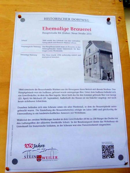 Historischer Rundweg Steinweiler - 25