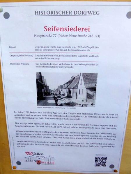 Historischer Rundweg Steinweiler - 28