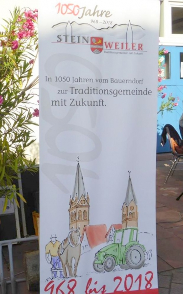 Historischer Rundweg Steinweiler