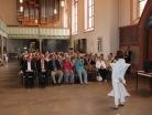 Volker Kauder, Bad Bergzabern, Pfarrerin   Fabian