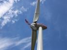 Windpark Hatzenbühl, Windkraftanlage, Windrad