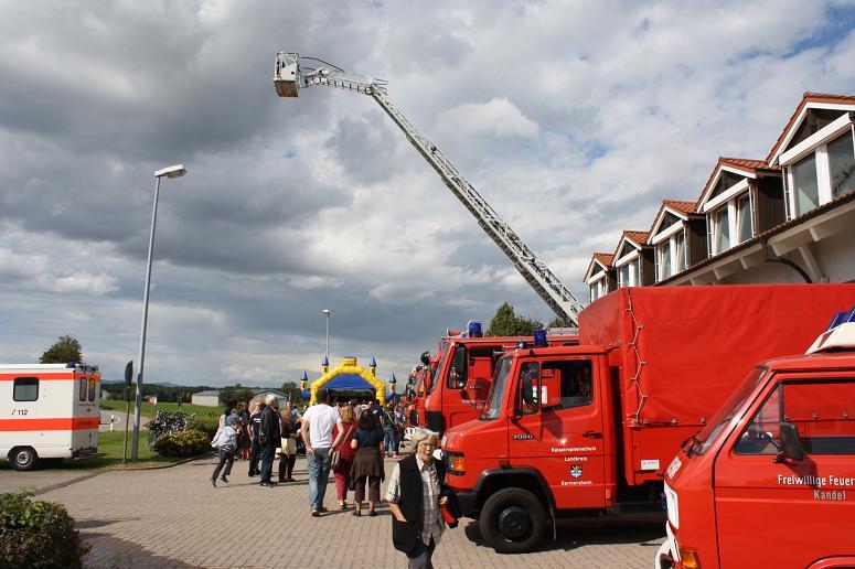 Feuerwehr-Ausstellung