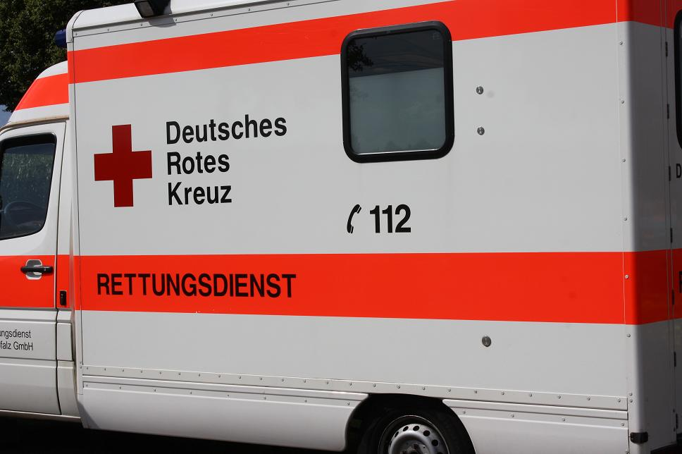DRK-Rettungswagen