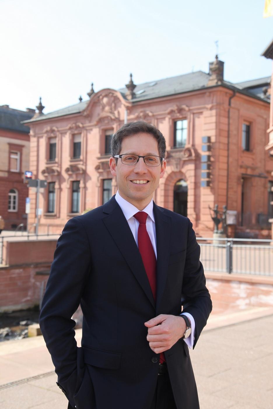 Heiko Götz ist neuer Regionaldirektor der VR Bank Südpfalz