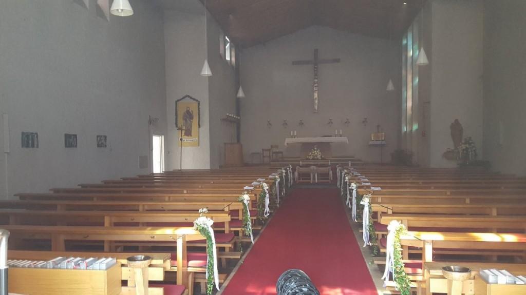 Schwegenheim: Schwelbrand in Kirche – Feuerwehr rettet